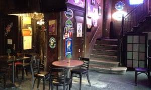 Vazac's Horseshoe Bar, New York