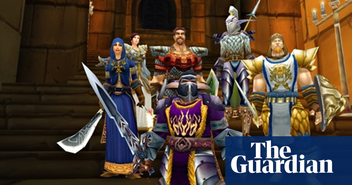Should thieves in World of Warcraft be sent to real prisons?   Games