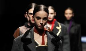 Prada Womenswear Autumn/Winter 2014