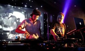 Optimo DJs