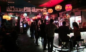Upstairs at Sleazy's