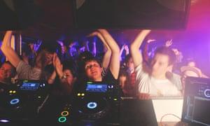 Subclub, Glasgow