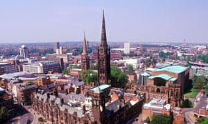 Coventry, one of the best places in the world to be a student.
