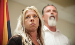 Joseph Wood's murder victim's sister