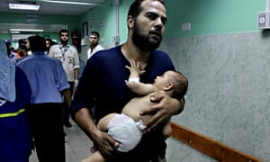 Israel shells UN shelter in Beit Hanoun