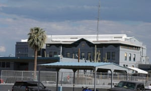 The Arizona state prison where the nearly two hour execution of Joseph Rudolph Wood took place on Wednesday.