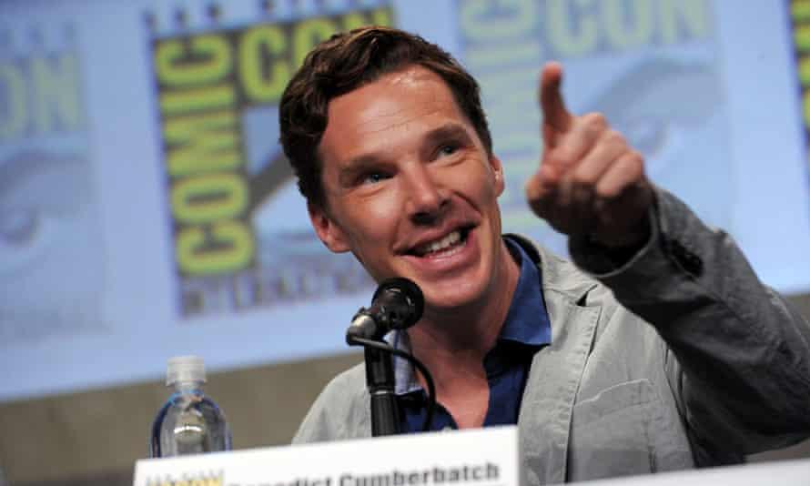 Benedict Cumberbatch Comic-Con