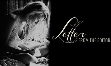 Blake Lively's letter to the editor