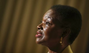 Valerie Amos said the top priority is protecting civilians caught up in the violence in Gaza.