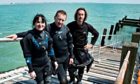 london shipwreck diving