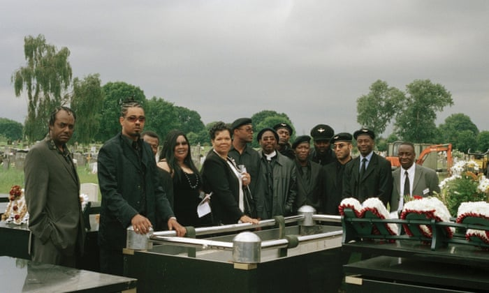 How great thou art: 50 years of Afro-Caribbean funerals – in