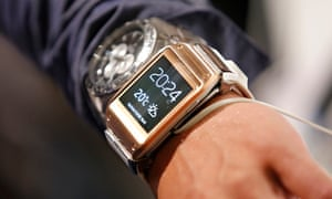 The problem with wearable tech gadgets such as the Galaxy Gear is that it quickly becomes outdated a