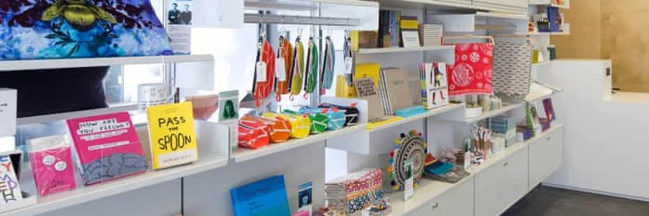 Glasgow School of Art Shop