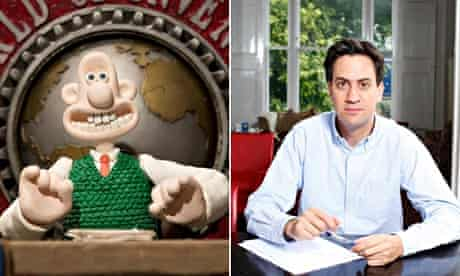 Wallace and Ed Milliband