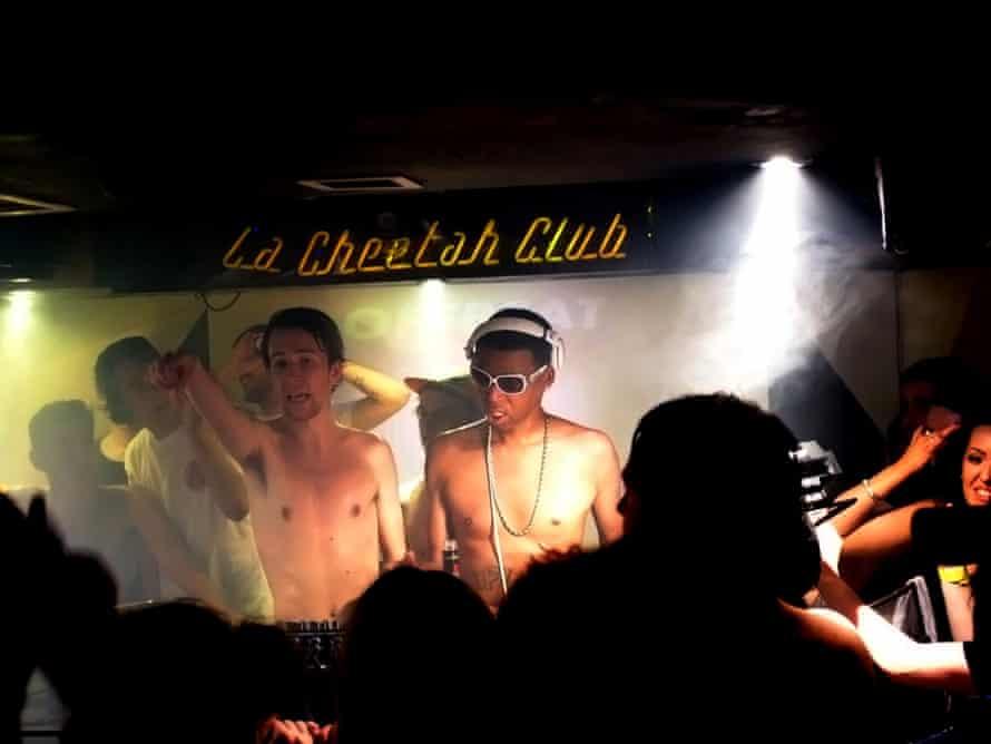 La Cheetah Club, Glasgow