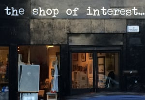 The Shop of Interest, Glasgow