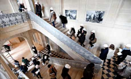 Hôtel Salé, which houses the Picasso museum in Paris