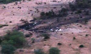Air Algérie crash