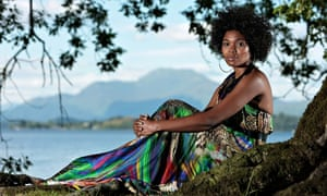 South African soprano Pumeza Matshikiza