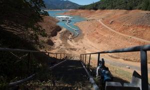 west coast drought