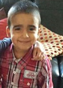 Mikaeel Kular, whose body was found four days after he died