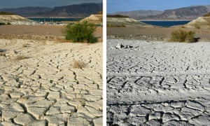 us western drought