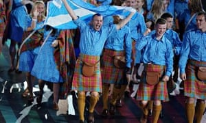Sport - 2014 Commonwealth Games - Opening Ceremony