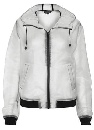 Misty bomber jacket, Topshop, £40