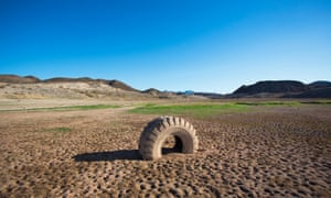 nevada drought america south-west southwest