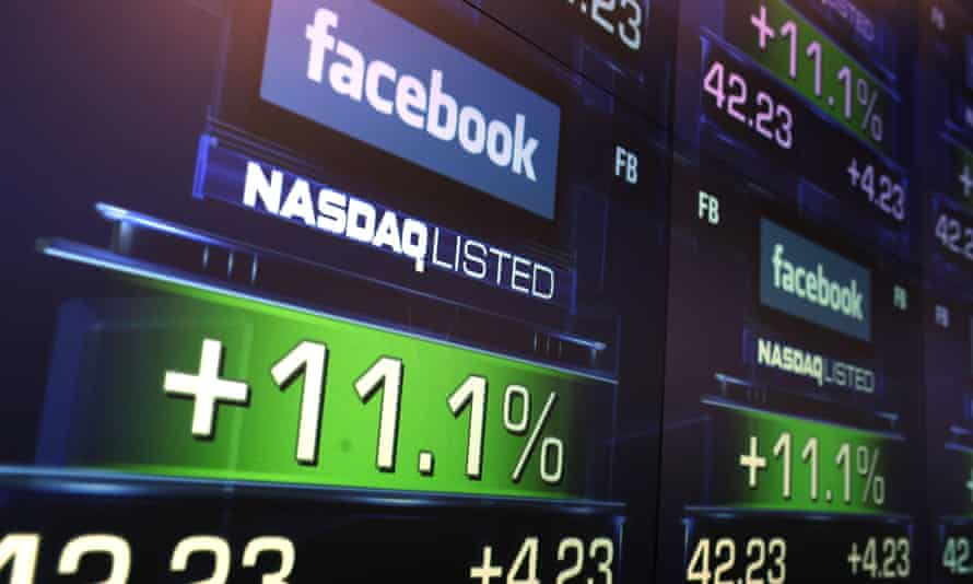 According to reports Facebook Inc. sales rose to $2.91 billion in the second quarter,  stock market