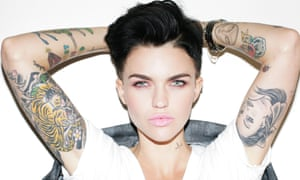 Ruby Rose: 'I used to pray to God that I wouldn't get breasts