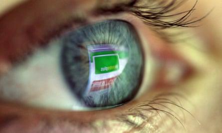 eyeball computer