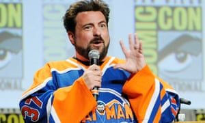 Kevin Smith addresses the audience during The Musk of Tusk: An Evening with Kevin Smith
