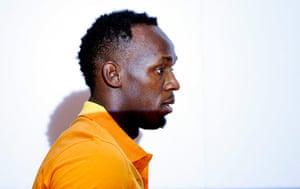 tom jenkins day 3: Usain Bolt
