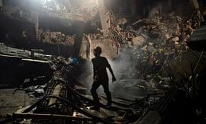 Rana Plaza factory collapse