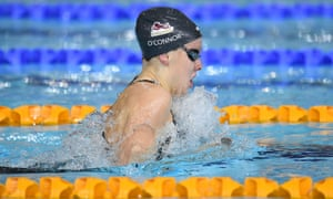 England's Siobhan O'Connor in the Women's 200m Individual Medley at Tollcross Swimming Centre, during the 2014 Commonwealth Games in Glasgow. PRESS ASSOCIATION Photo. Picture date: Sunday July 27, 2014. See PA story COMMONWEALTH Swimming. Photo credit should read: Joe Giddens/PA Wire. RESTICTIONS: Editorial use only. No commercial use. No video emulation.