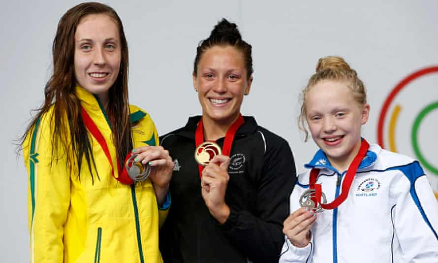 Sport - 2014 Commonwealth Games - Day Four