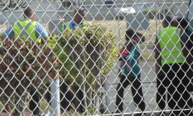 Tamil asylum seekers
