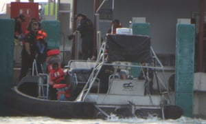 Tamil asylum seeker held at sea wasn't asked basic questions