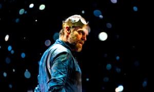 Hugo Weaving in Macbeth