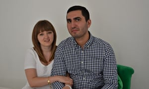Carmen and Gabriel Meagu, the first beneficiaries in Europe of a new IVF procedure