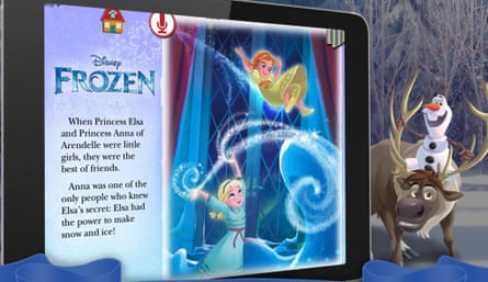 Disney Storytime.