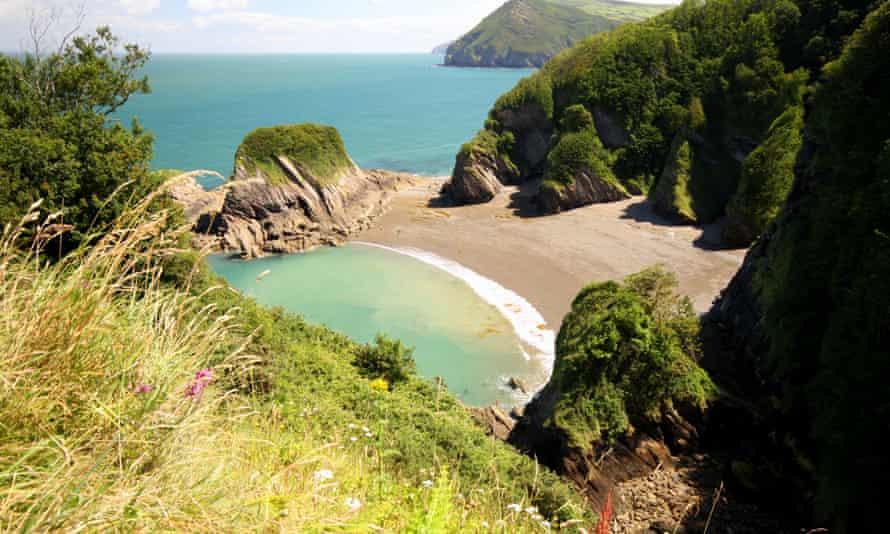 Broad Sands, Devon