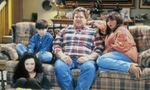 Roseanne, set in the fictional town of Langford, Illinois.