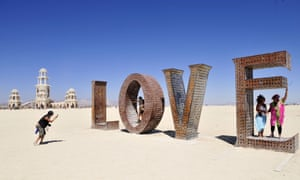 The crazy world of Burning Man – festival survival guide | Travel