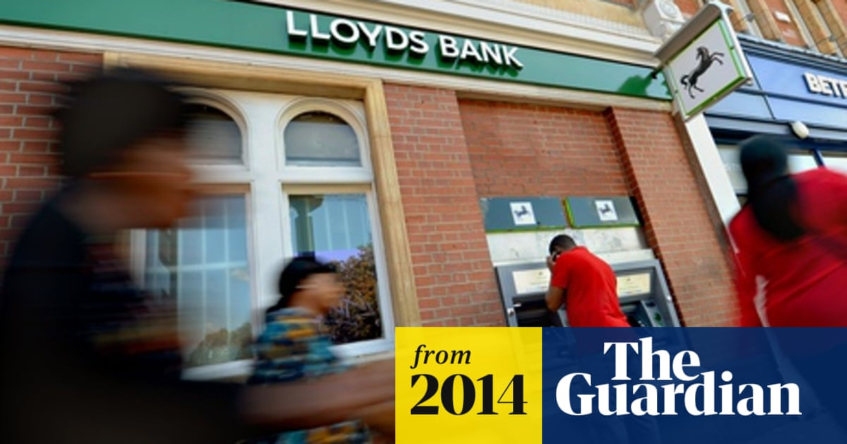 Lloyds Repo Men Default On The Moral Payments Business The Guardian