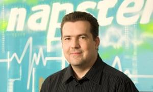 Thorsten Schliesche of Napster.