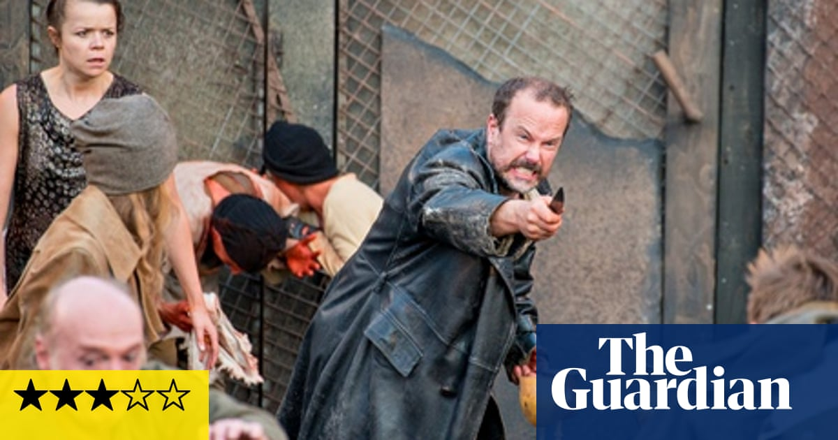 Macbeth review – tragedy and regicide amid the picnic hampers