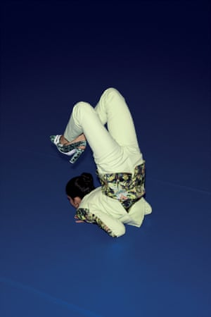 'Contorsion' for Kenzo, 2013.