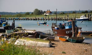 Rye Harbour, East Sussex.